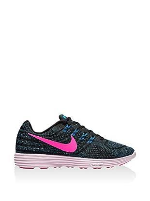 Nike Zapatillas Lunartempo 2 (Azul Oscuro / Rosa)