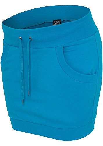 Classici Urbane Francese Terry Gonna - Turquoise, X-Small