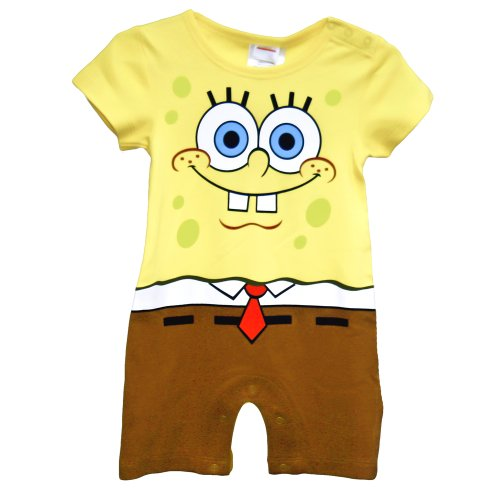 SpongeBob Squarepants kigurumi costumes for kids at best prices. Find a perfect SpongeBob Squarepants kigurumi costume for your costume parties or wearing as pajamas at home! JavaScript seems to be disabled in your browser.