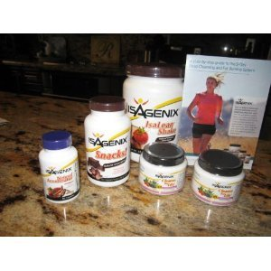 Isagenix Cleansing And Fat Burning System - 9 Day Program (Tropical Berry/Chocolate Shake)