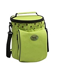 Purchase Large Green Oxford+Pearl Cotton+Waterproof PVC Insulation Bag