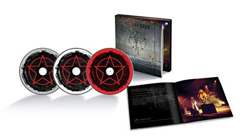 Rush - 2112 [2 Cd/dvd][40th Anniversary] - Zortam Music