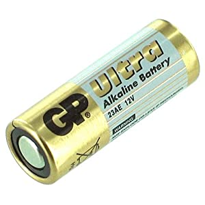 Battery-Biz Inc. 23A 12 Volt Alkaline Battery