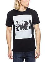 Cerruti Camiseta Manga Corta CMM8022950 C0843 (Negro)