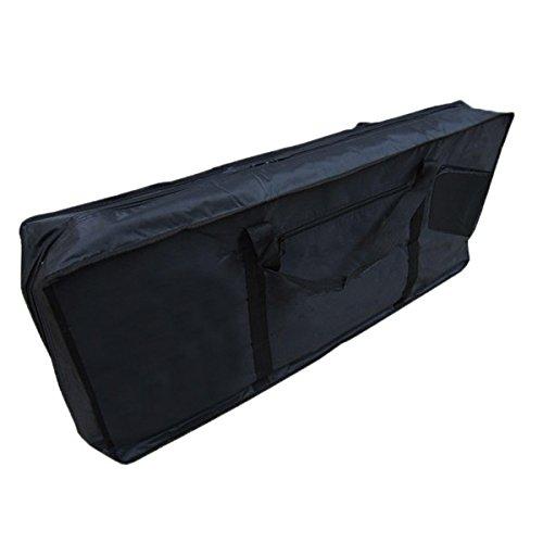 Portable 61 Key Keys Electone Electronic Music Keyboard Gig Bag Case