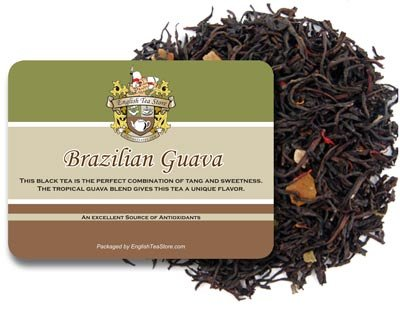 Brazilian Guava Tea