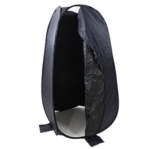 DynaSun DRESS UP 190cm XXL Cabina Spogliatoio Mobile Portatile Pop-Up Richiudibile Tenda da esterno per Studio Foto & Video