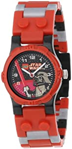 LEGO Kids' 9002908 Star Wars Darth Vader Watch