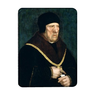 Sir Henry Wyatt (c.1460-1537) (oil on panel).. - iPad-Abdeckung(Schutzhülle) - Art247 - iPad Cover