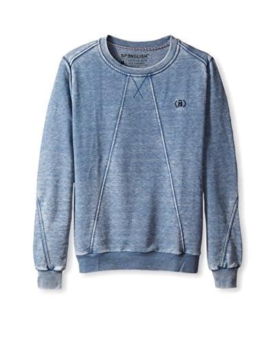 Spenglish Men's Long Sleeve Pullover
