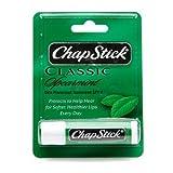 ChapStick Lip Balm SPF 4, Spearmint .15 oz (4 g)