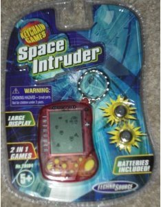 Space Intruder Keychain Games, Key Chain - 1