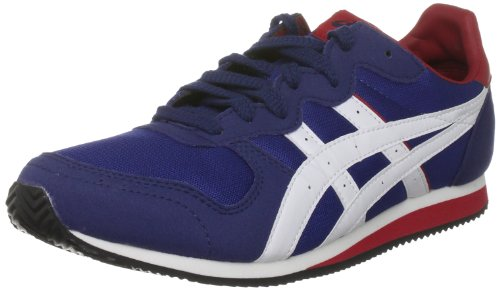 ASICS Unisex-Adult Corrido Mh Blue/White Trainer H144N 4201 11 UK