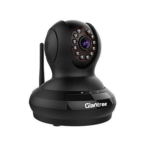 Gaintree- H.264 1280x720P HD Telecamera di Sorveglianza Wireless/Wires Videocamera di Rete IP Monitoraggio per Sicurezza Domestica iOS & Android