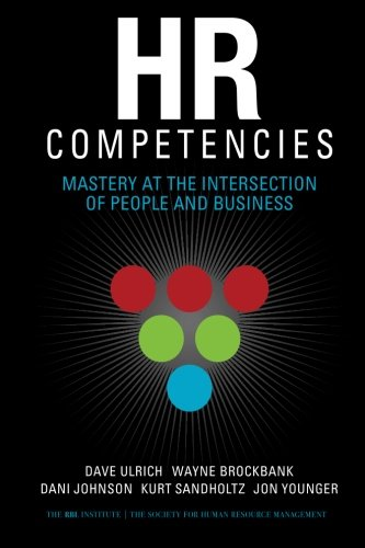 HR Competencies: Mastery at the Intersection of People...