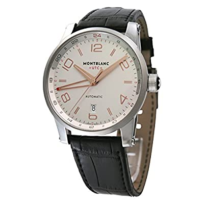 [Mont Blanc] Montblanc Watches Time Walker Voyager UTC self-winding 109136 Men's parallel import goods]