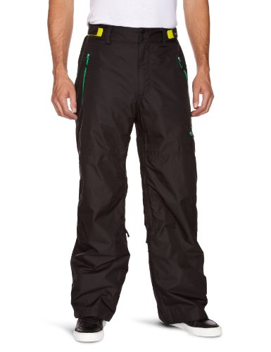 O'Neill Explore Jones 2 Layer Drop Crotch Men's Cargo Trousers Black Out W30 INxL32 IN