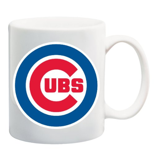 CHICAGO CUBS Mug Cup - 11 ounces at Amazon.com