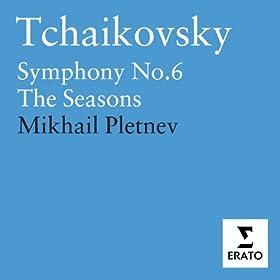 Tchaikovsky - Symphony No. 6/Piano Works