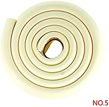 2 Meters Rubber Foam Baby Child Safety Table Desk Cushion Guard Strip Softener Bumper Protector 10 C