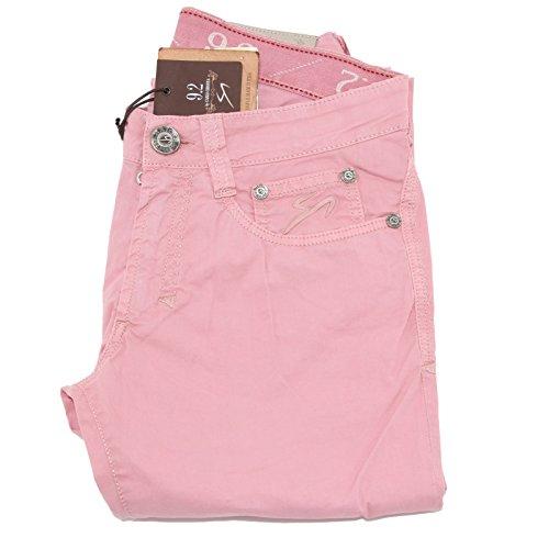 40523 pantaloni 9.2 BY CARLO CHIONNA jeans uomo trousers men [34]