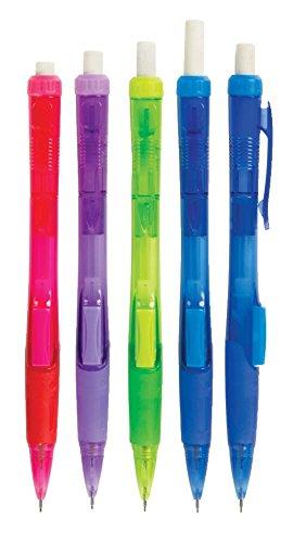 raymond-geddes-geddes-jewel-tone-twister-mechanical-pencils-07mm-set-of-24-70064