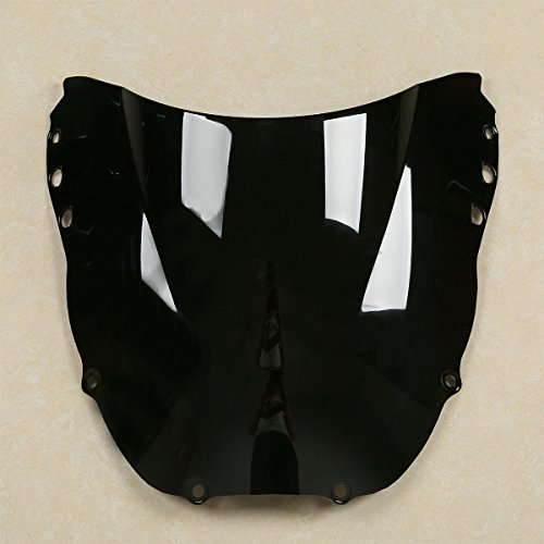 Black Windshield Windscreen PMMA For Honda CBR 900RR CBR919 1998-1999 98 99 New (Rv Black Tank Tablets compare prices)