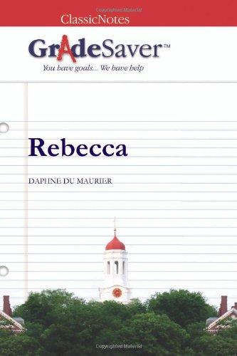 Ideas for Rebecca Essay?