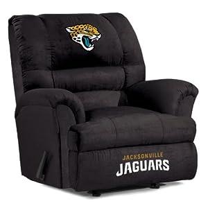 NFL Jacksonville Jaguars Big Daddy Microfiber Recliner by Imperial