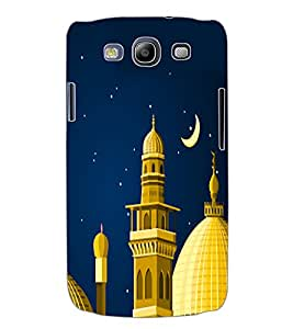 Colourcraft Masjid Back Case Cover For Samsung Galaxy S3 Neo I9300I