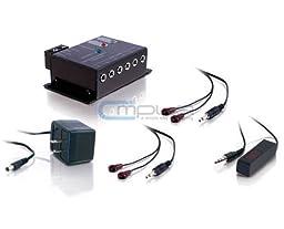 Cmple - PREMIUM IR Extender Hidden Infrared Repeater System Kit