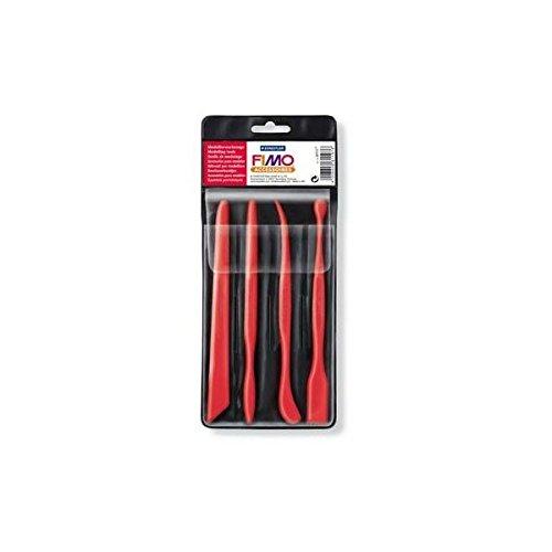 FIMO 8711 Outils de Modélisation (Boîte avec 4 Outils)