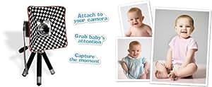 Shutter Buddy Baby Snapshot Sidekick, Capture and Hold Baby's Attention