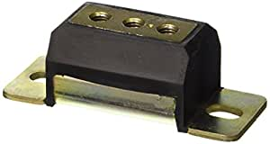 Prothane 7-1604-BL Black 6 and 8 Cylinder Transmission Mount Kit