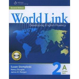 World Link Book 2A - Text/Workbook Split Version