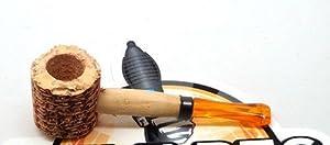 Small Corn Cob Pipe- mini Tobacco Pipe