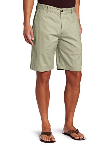 Dockers Men's Perfect Short D3 Classic Fit Flat Front, Sand Dune, 38 Casual Shorts