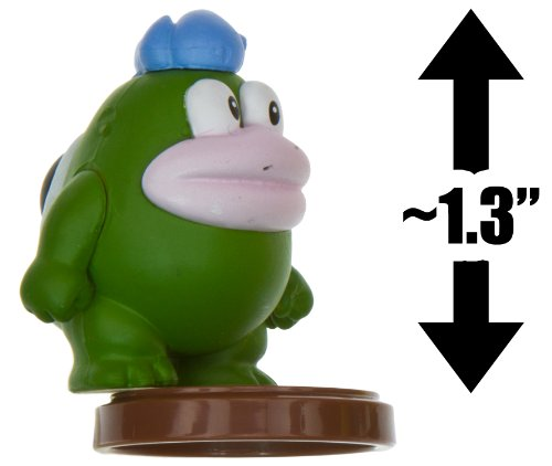 Nintendo Super Mario Wii Choco Egg Spike Mini Figure - 1