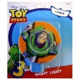 Disney Pixar Toy Story 3 Buzz Lightyear Kids Room Nursery Night Light