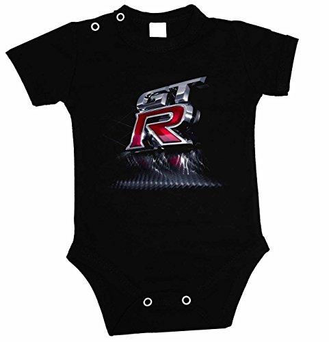 nissan-gt-r-logo-body-de-babygrow-de-manga-corta-para-negro-negro-negro-talla56-0-3-months