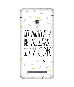 Do Whatever Asus Zenfone 5 Case