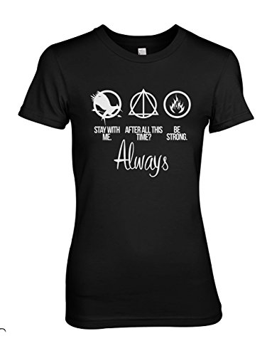 after-all-this-time-always-donna-t-shirt-maglietta-nero-small