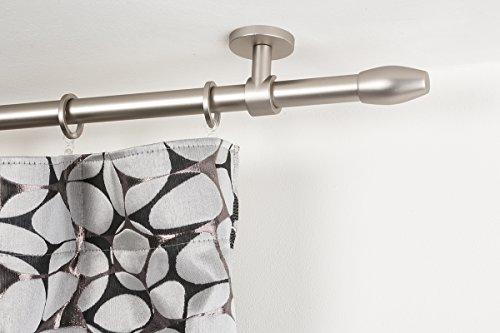 gardinenstangen 280 cm preisvergleiche erfahrungsberichte und kauf bei nextag. Black Bedroom Furniture Sets. Home Design Ideas
