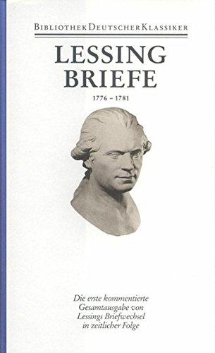Briefe Von Lessing : Schriften zur farbenlehre  deutscher klassiker