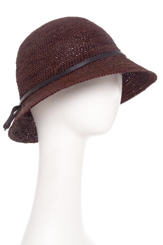 Goorin Bros. Jacqueline Woven Cloche Hat