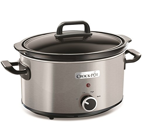 Crock-Pot-Slow-Scho-Ngarer-35-Litre-Brushed-Chrome-red