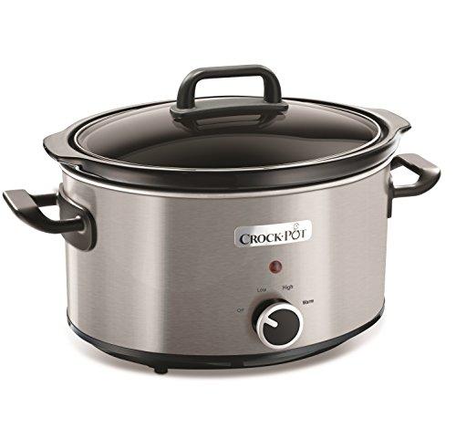 Crock-Pot-Slow-Scho-Ngarer-35-Litre-Brushed-Chrome-red