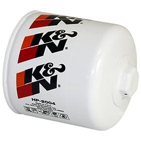 K&N HP-2004 Oil Filter
