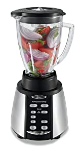 Oster Reverse Crush Large Capacity Glass Jar Blender