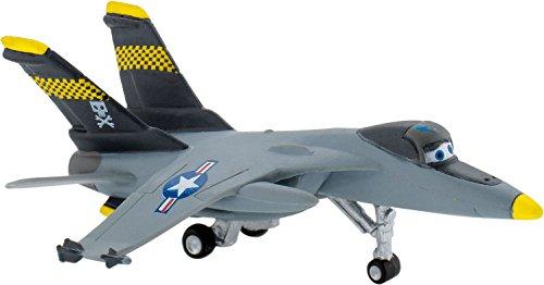 * PLANES - BRAVO * Spielzeug-Flugzeug als Geschenk, Mitgebsel oder Deko von Bullyland® // 12921 // Geschenktüten Kindergeburtstag Disney Pixar